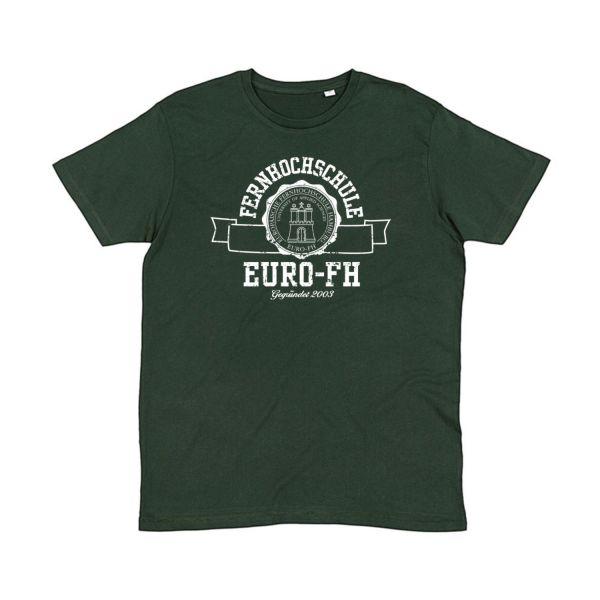 Herren T-Shirt, forest green, gap