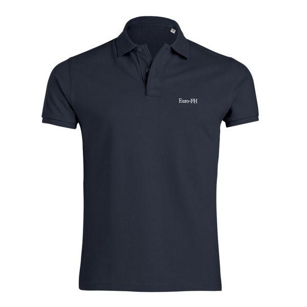 Herren Poloshirt, navy, corporate