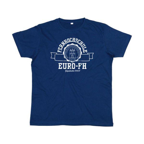 Herren T-Shirt, navy, gap